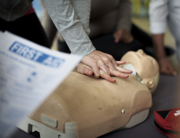 (CPR)یا احیاء قلبی ریوی