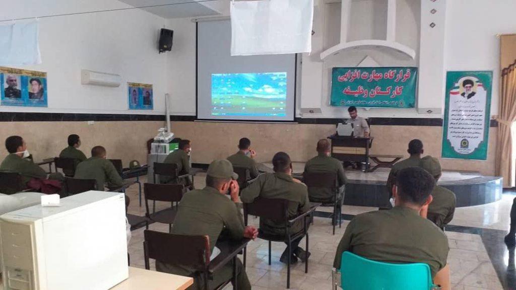 طرح کشوری سرباز ماهر در استان در حال اجراست