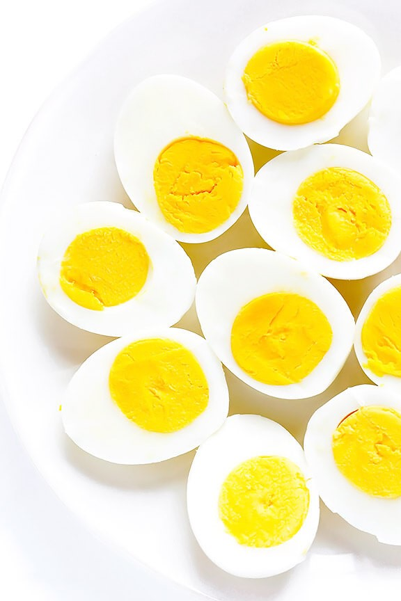 Hard-Boiled Eggs | Gimme Some Oven